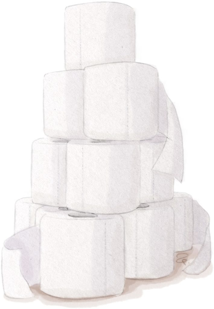 Towering Tower of TP